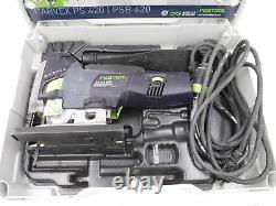 Festool Jigsaw Cutting Variable Speed Brushless Motor PS 420 EBQ-Plus