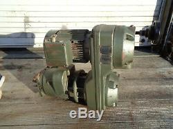 Flender 3 Phase Variable Speed Conveyor Belt Motor Gearbox