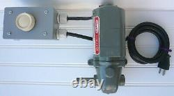 Fractional HP Variable Speed Drive Motor + Control 0-66 RPM 115V Plug & Play
