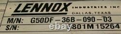 G50DF-36B-090-03 21L9201 K55HXGAG8047 Lennox furnace OEM blower motor