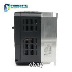GBCNC 7.5KW 220V Motor Speed Vector Control Variable Frequency Driver Inverter