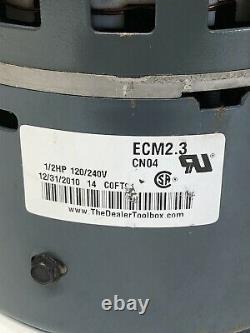 GE Genteq 2.3 ECM 1/2HP MOTOR/Module HD44AE131
