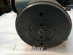 GEC 1.5KW DC SHUNT MOTOR 3000rpm Variable speed control LATHE project 240 or 415