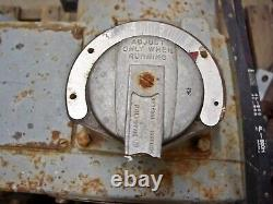 General Electric Electric Motor with Variable Speed Gearbox 7GP358MA3AA