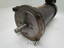 IMO 3/4HP Variable Speed DC Motor 1750RPM 90VDC Shaft Dia. 5/8 Shaft Length 2