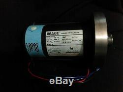 Image Variable Speed DC Treadmill Motor Generator part # 22372100 model 4632D-1