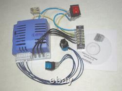 Invertek Optidrive Compact OEM 1.5kW 2.2kW Variable Speed Motor Drive AC VFD