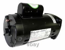 Jandy R0445104 Single-speed Motor 2HP 3450 RPM 60Hz 208/230 V for Jandy SHPF