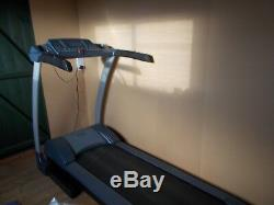 John Lewis Folding Treadmill Variable speed / incline