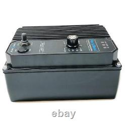 KB Electronics KBPC-225D Variable Speed-Torque DC Motor Control Black