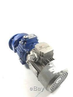 MOTOVARIO Variable Speed Geared Motor VHF 005/041 0,55KW-28