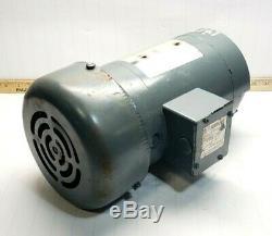 Magnetek 3/4 HP Variable Speed DC Motor 180 VDC 1750 RPM Te 21742100 D710