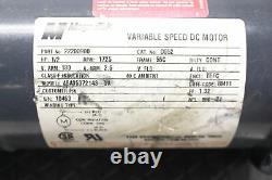 Magnetek 46405372143-0A VARIABLE SPEED DC MOTOR