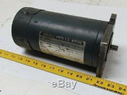 Magnetek 4640B-1 Variable Speed D. C. Motor 1200 rpm TENV