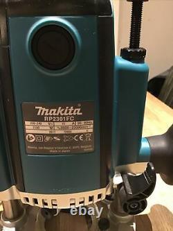 Makita 1/2plunge Router 2100 Wat Motor Variable Speed