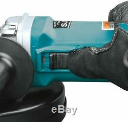 Makita 9566CV Powerful 12 Amp Motor 6 In Variable Speed Cut-Off/Angle