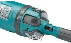 Makita Angle Grinder 9 in. 15 Amp Motor Corded Variable Speed Second Handle