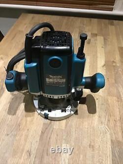 Makita Plunge Router 110v 2100 Watt Motor. 1/2 Colette. Variable Speed