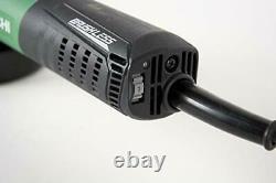 Metabo HPT AC Brushless 4-1/2 Angle Grinder Variable Speed 12-Amp Motor