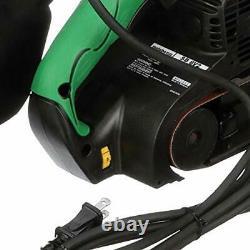 Metabo HPT Belt Sander Variable Speed 3-Inch x 21-Inch V-Belt 9.0 Amp Motor S