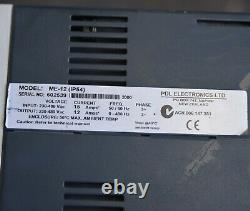 MicroDRIVE ME-12 12A 480V AC MOTOR 7.5KW 3 PHASE variable speed Drive VSD