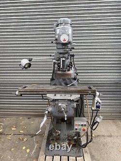 Milling Machine Semco 3HP Motor Variable Speed