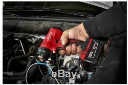 Milwaukee Heat Gun Combo Kit 18-Volt Lithium-Ion Brushed Motor Variable Speed