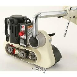 Mini Power Feeder 120-Volt Corded Variable Speed Steel Adjustment Wheels Motor