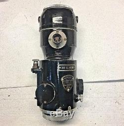Mitchell 35mm Motion Picture Camera Motor Variable Speed