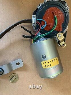 Mopar 3 Speed Wiper Motor Variable 1970-71 B E Body Cuda 3431077 Lever 2822289