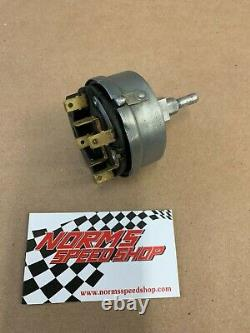 Mopar E Body 3 Three Speed Variable Wiper Motor Switch 1970-71 Cuda Load Tested