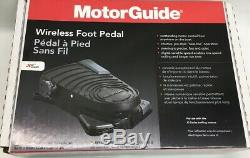 Motorguide 8M0092069 Xi Series Wireless Variable Speed Trolling Motor Foot Pedal