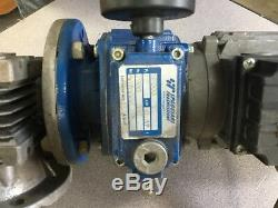 Motovario T63C2 Motor w Variable Speed Gear Box and Drive 230/400/460 V 3PH