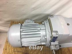 NEW Stober Variable Speed Gear Motor Model # R17-2378-025-4