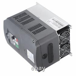 NFLIXIN Variable Frequency Drive 220v to 380v 3Phase Motor Speed Controller VFD