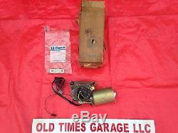 NOS Mopar Plymouth Duster Dodge Dart Demon 340 Variable Speed Wiper Motor