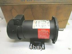 New Fincor 9305018tf Variable Speed DC Motor 1/2 HP 56c Frame 180 VDC