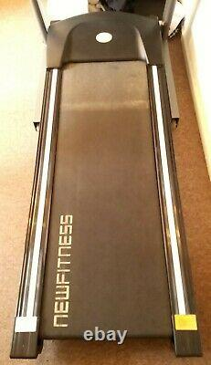 New Fitness Treadmill AS01 Running Machine, Large Deck, Folding, Variable Incline