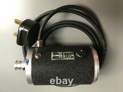 New! Replacement infinitely variable speed motor for Emco Unimat 3, 4, SL/DB200