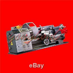New WM210V-G Metal Lathe Brushless Motor Lathe Machine Stepless Variable Speed