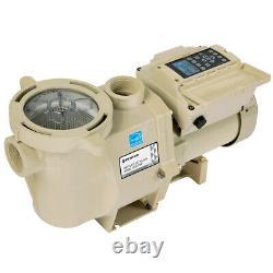 Pentair 011057 230V 3.2Kw Variable Speed Pool Pump
