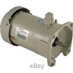 Pentair 350105S 3.2KW PMSM Variable Frequency Drive Motor Almond