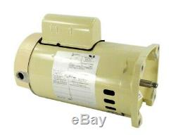 Pentair 355012S 1.5HP 208/230V Energy Efficient Square Flange Pump Motor