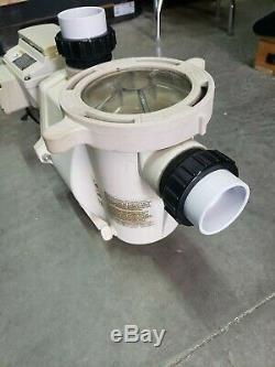 Pentair Intelliflo Variable Speed Pump 3 HP Motor