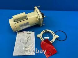 Pentair Super Flo 1.5 HP 340096 Pool Pump 220V 50HZ 196234 MOTOR ONLY