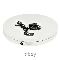 Product Photography Motorised 360 Turntable Remote variable speed 80cm large