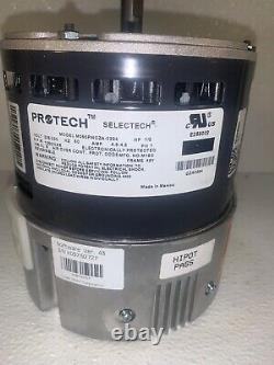 Protech Direct Drive Motor 51-104359-01 New 1/2 Hp, 208-230 V, Variable Speed