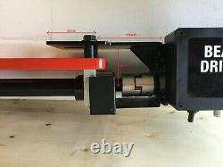 RETURNS WNS Bead Roller Swager Power Drive System Electric Motor Variable Speed
