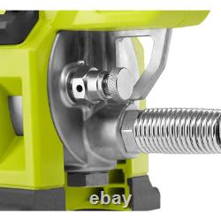 RYOBI Grease Gun 18-Volt Lithium-Ion Brushed Motor Variable Speed (Tool Only)