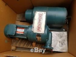 Reeves X V Variable Speed Moto Drive size 0200 3hp With Reliance S2000 Motor 5hp